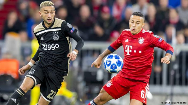 Bayern Munich vs Ajax