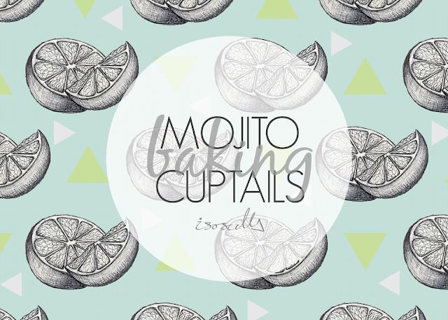 Baking Mojito Cuptail How to DIY header