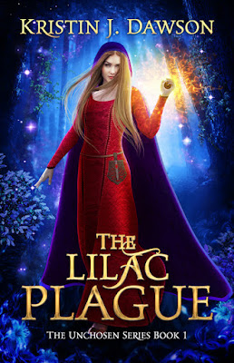 The Lilac Plague cover