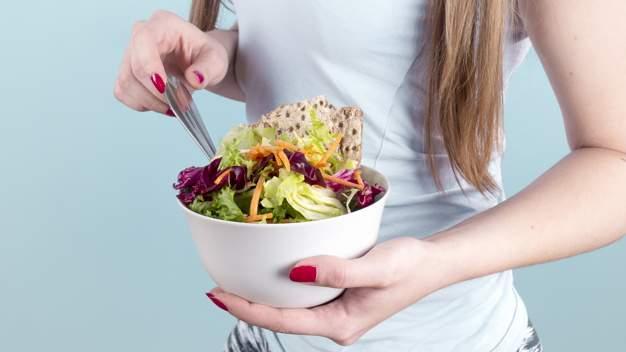 ريجيم نباتي لحرق الدهون, ريجيم نباتي, نظام نباتي لإنقاص الوزن