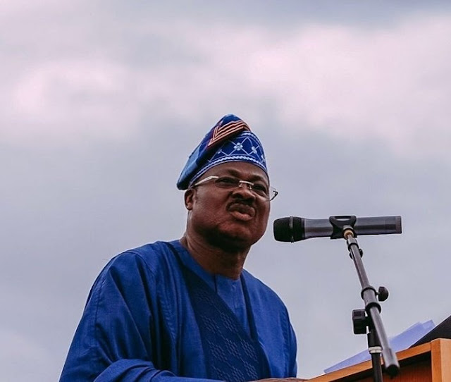 OBITUARY: Ajimobi, the 'constituted authority' who wanted to die at 70