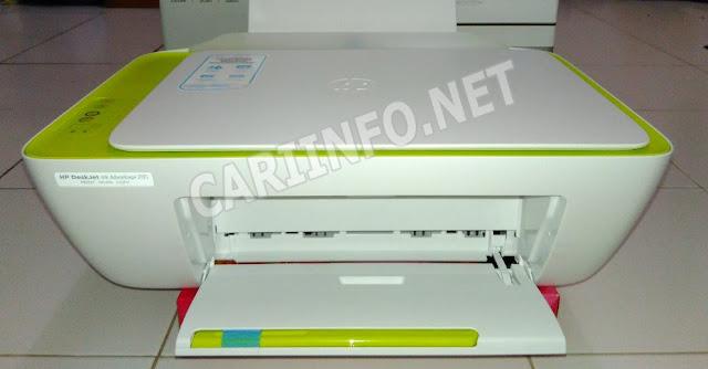 Cara Mudah instal printer hp deskjet 2135