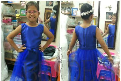 Model Baju Pesta Duyung