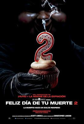 Feliz día de tu muerte 2 en Español Latino