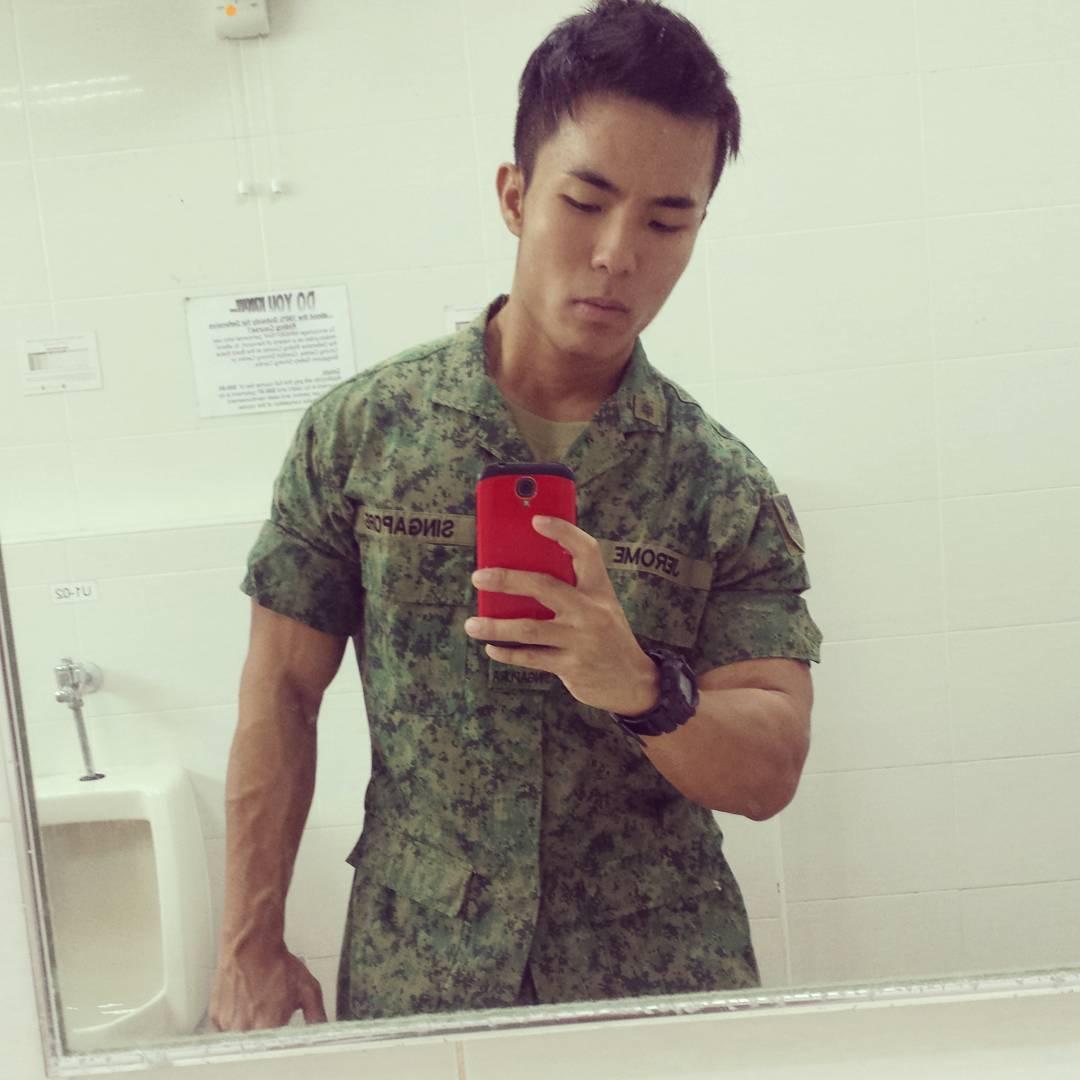 Naked singapore army boys pics