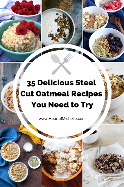35 steel cut oats recipes