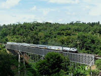 Jembatan Cirahong, Jembatan Unik Peninggalan Belanda Memiliki Pemandangan Eksotis