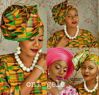 native gele