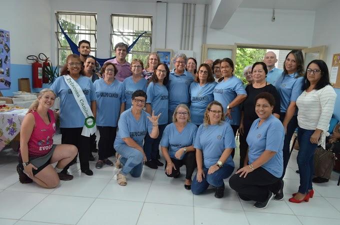 CACHOEIRINHA | Grupo de Idosos Camões comemora 9 anos de existência