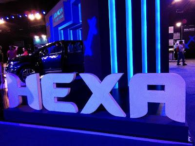 A HEXA-TASTIC DRIVE!!!