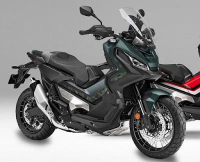 Harga Honda X-ADV 2019 Dan Spesifikasi Lengkapnya