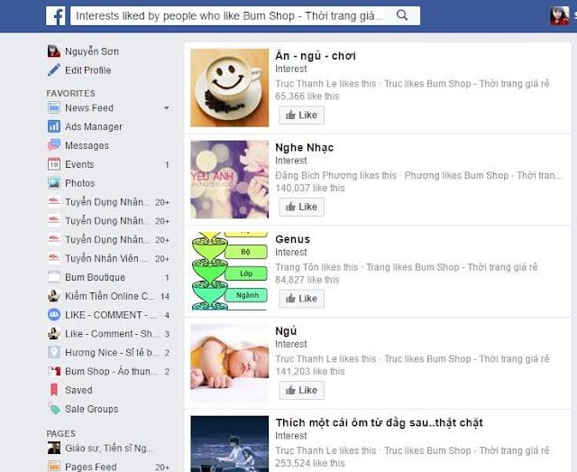 xây dựng nội dung bán hàng trên facebook 5