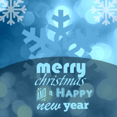 Merry Christmas and Happy New Year Wishes Greetings Images