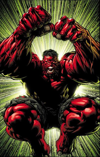 Hulks evoluci n y versiones diferentes del monstruo gamma - Pictures of red hulk ...