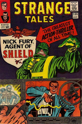 Strange Tales #135, Nick Fury, Agent of SHIELD