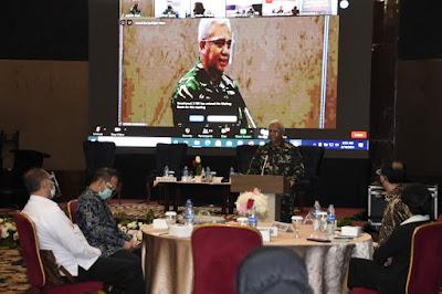 Kababinkum TNI Buka Sosialisasi HAM dan HHI Bagi Satuan Operasi TNI