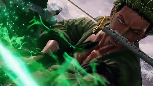zoro 4k wallpaper