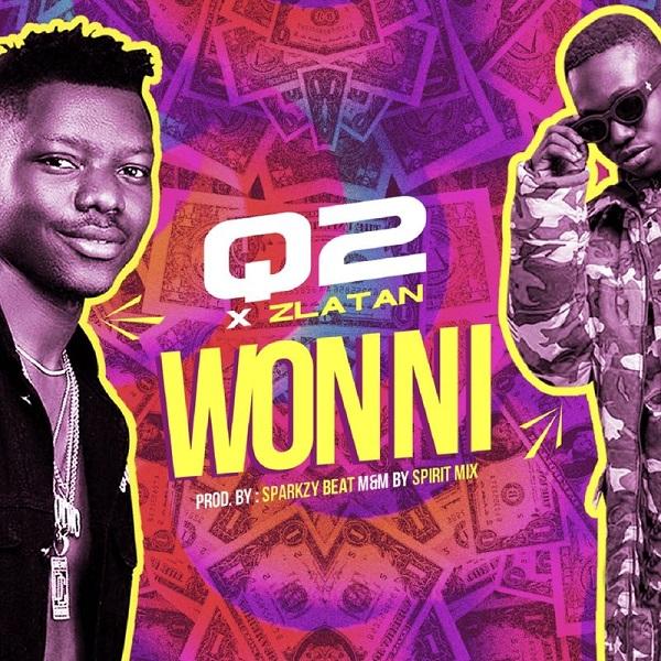 Q2 ft. Zlatan – Won Ni