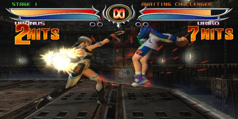 Bloody Roar 4 PS2 Full Español