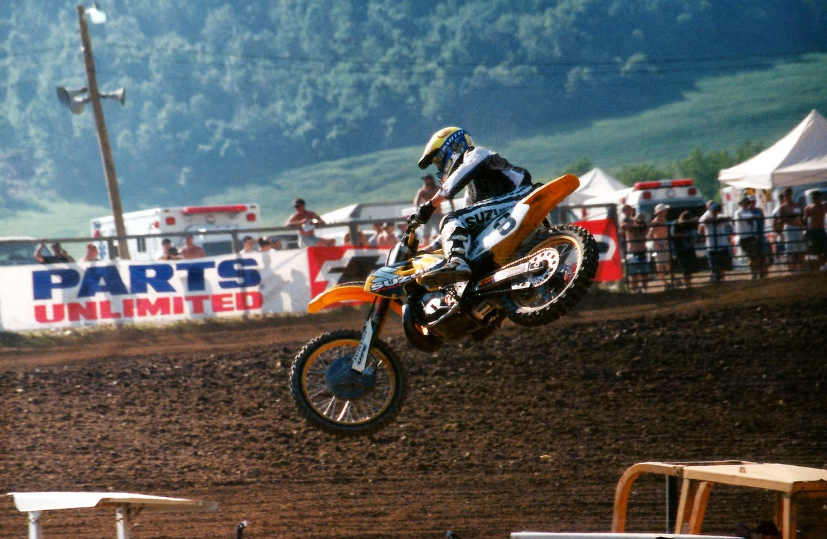 Greg Albertyn - High Point 1999