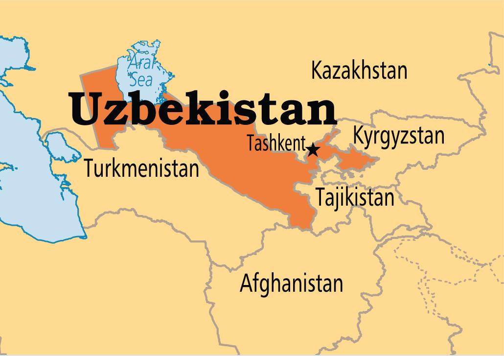 [觀光簽證] 烏茲別克(Uzbekistan)簽證辦理及出入境須知