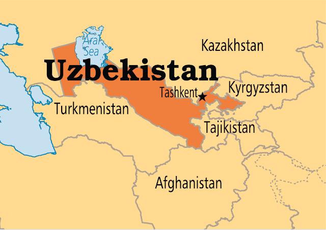 烏茲別克簽證 / 觀光簽證 / 英國辦理 / 邀請函以及烏茲別克大使館繳交文件
