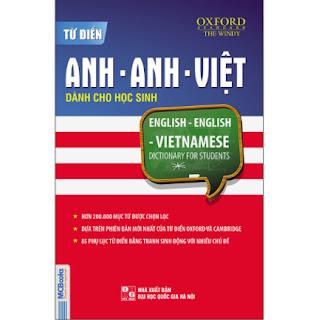 Từ Điển Anh - Anh - Việt Dành Cho Học Sinh ebook PDF-EPUB-AWZ3-PRC-MOBI