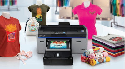 Epson SureColor F2130 Garment Printer