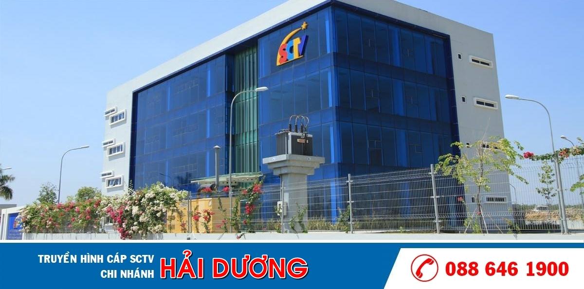 Tổng đài truyền hình cáp SCTV Hải Dương