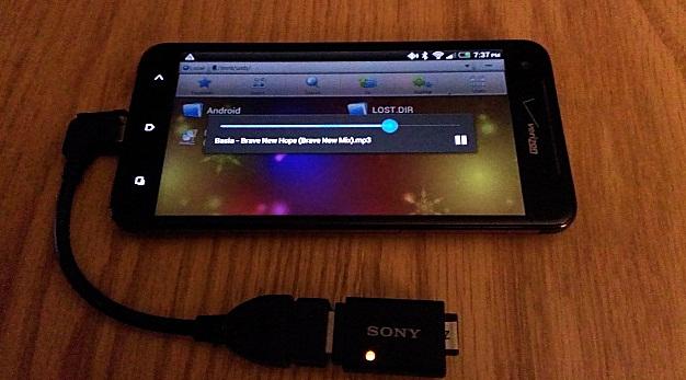 Manfaat USB OTG di Android