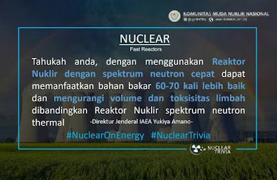 Teknologi Fast Reactor