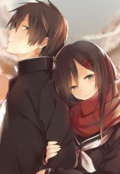 animated couple wallpaper