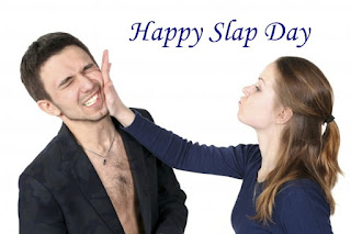 Happy Slap day image and Wallpaper