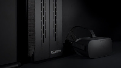 Oculus Virtual Reality Murah