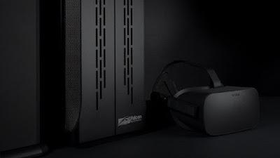 Oculus Virtual Reality Murah