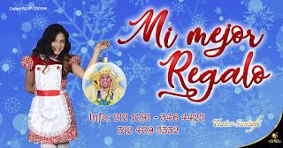 POS1 Mi mejor regalo de navidad Teatro Santa Fe