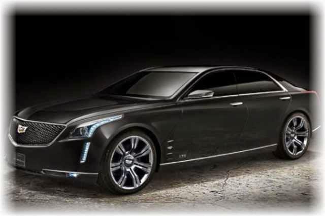2018 Voiture Neuf 2018 Cadillac LTS, Photos, Prix, Date De sortie, Revue, Concept