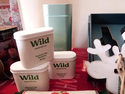 Wild Deodorant Refills