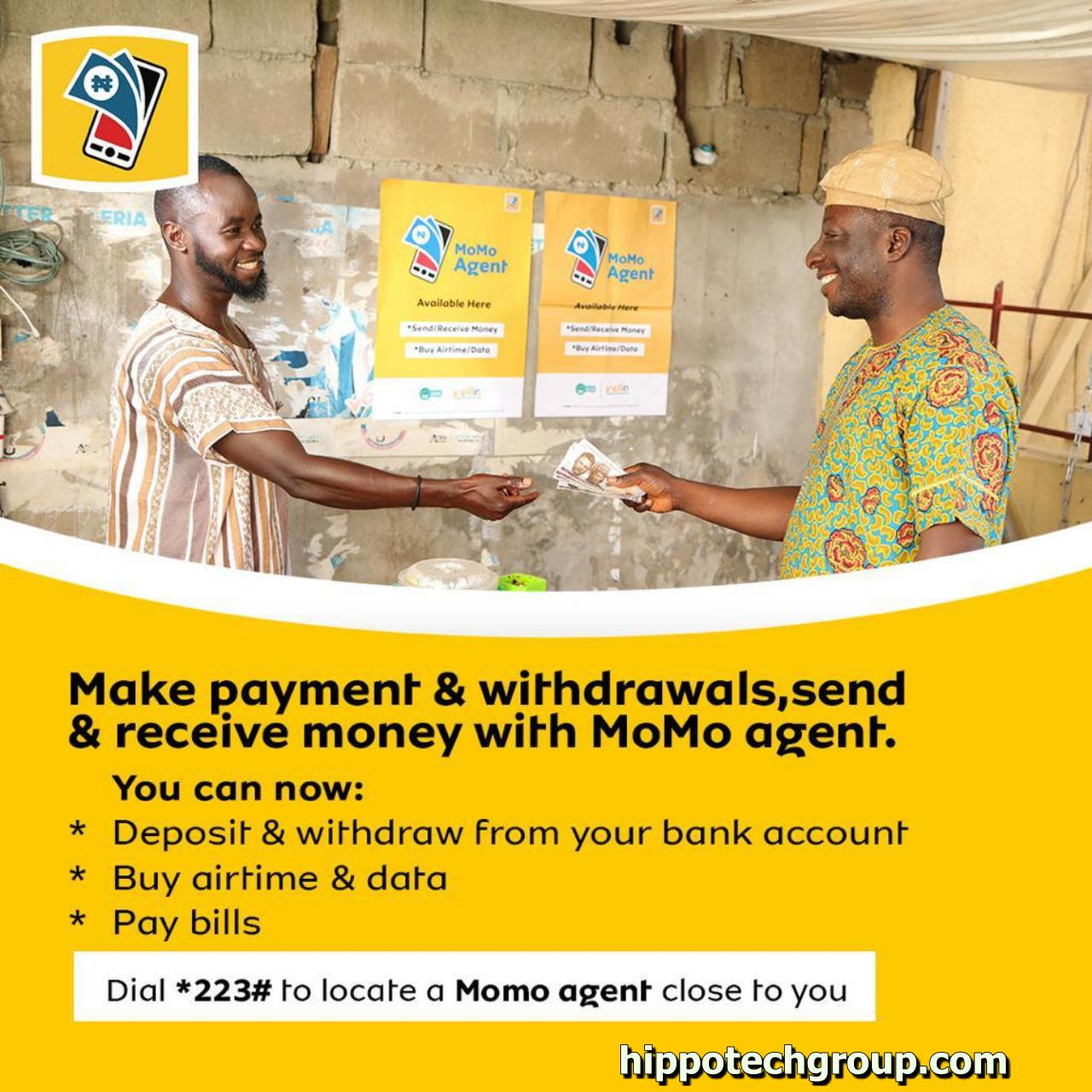 What are the Advantages of mobile money?