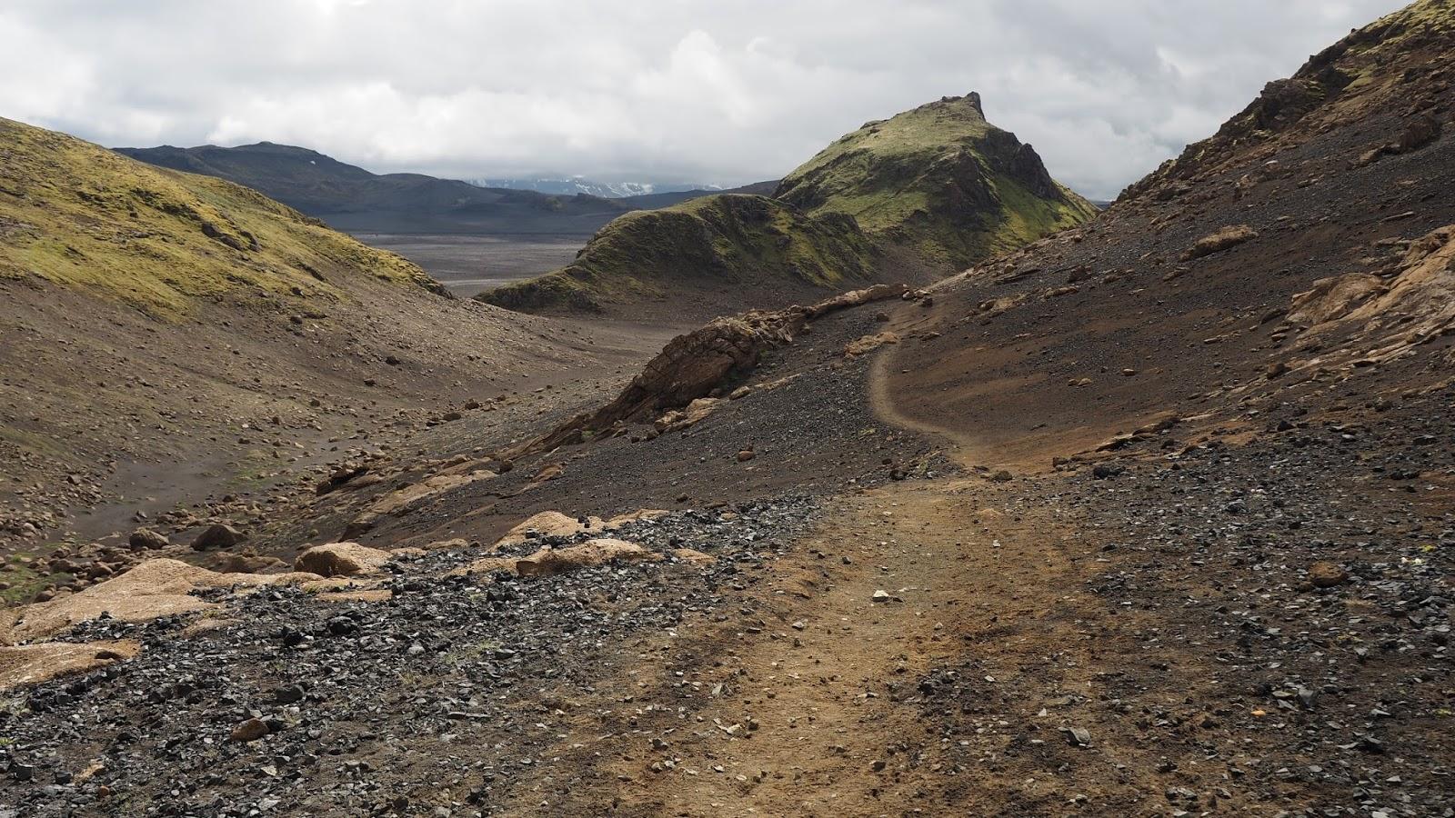 Islandia, góry, blog o Islandii