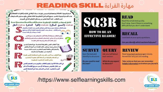 القراءة لماذا وكيف مهارة القراءة