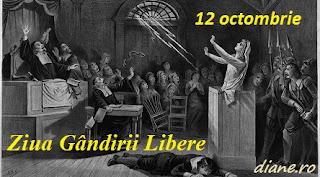 12 octombrie: Ziua Gândirii Libere