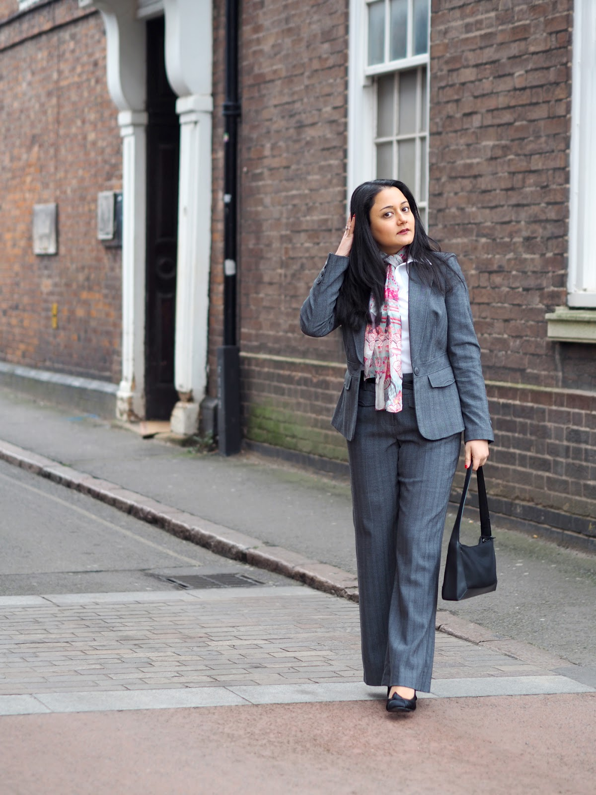 How to nail the trouser suit look