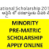 National Scholarship 2019 Application Process in Telugu