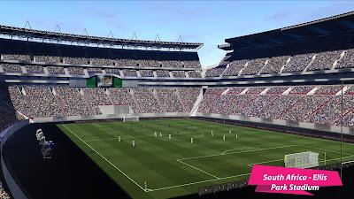 PES 2021 Ellis Park Stadium