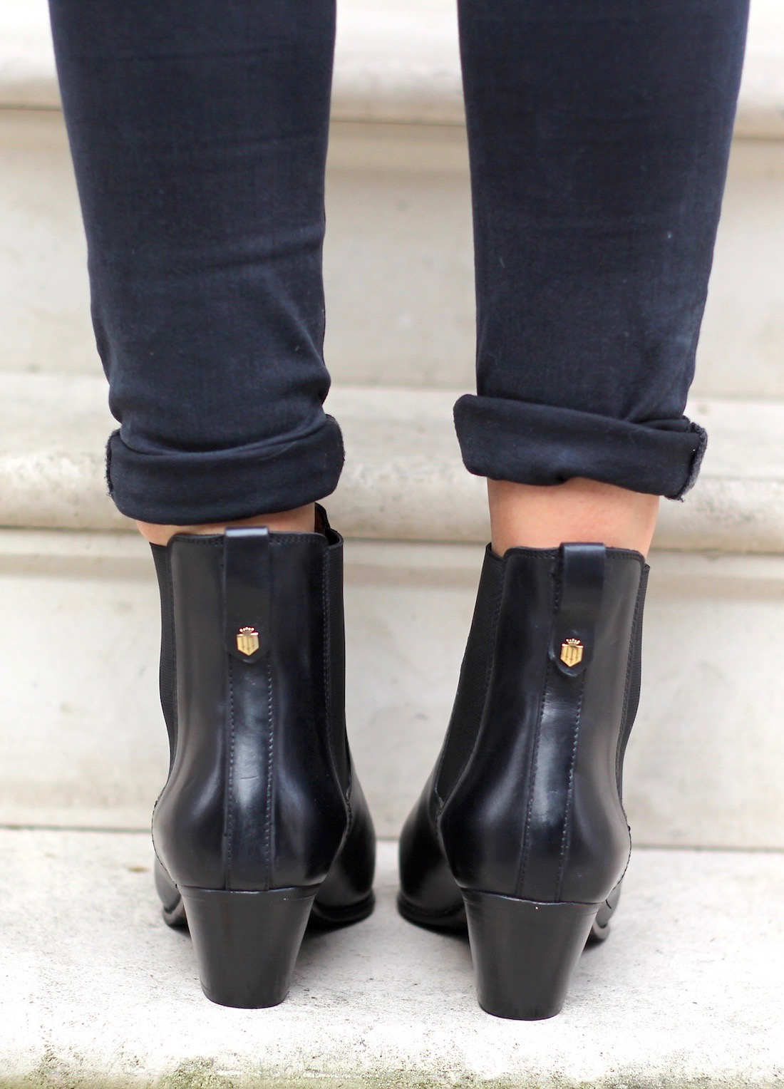 fairfax & favor ankle boots autumn style