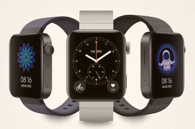 Xiaomi brings smartwatch