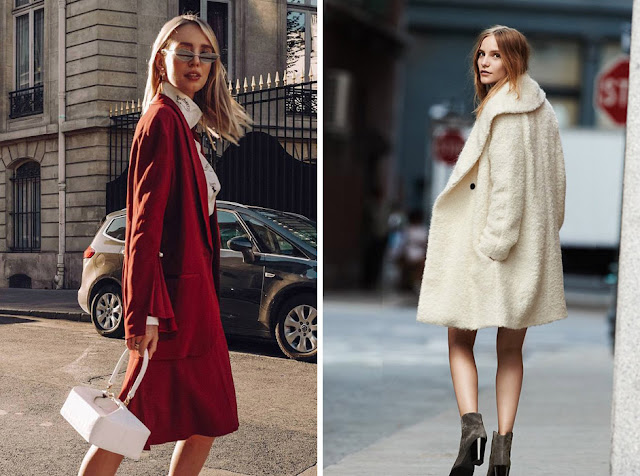 Пальто для невысоких женщин