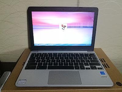 ASUS Chromebook『C201PA』