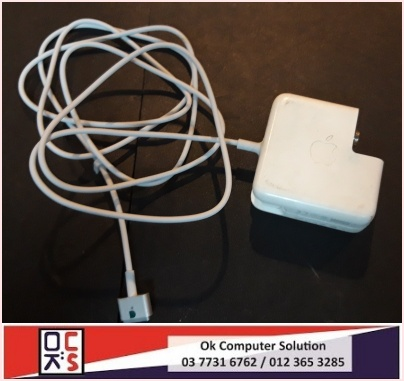 [SOLVED] KABEL / CABLE CHARGER MACBOOK KOYAK | REPAIR MACBOOK DAMANSARA 7